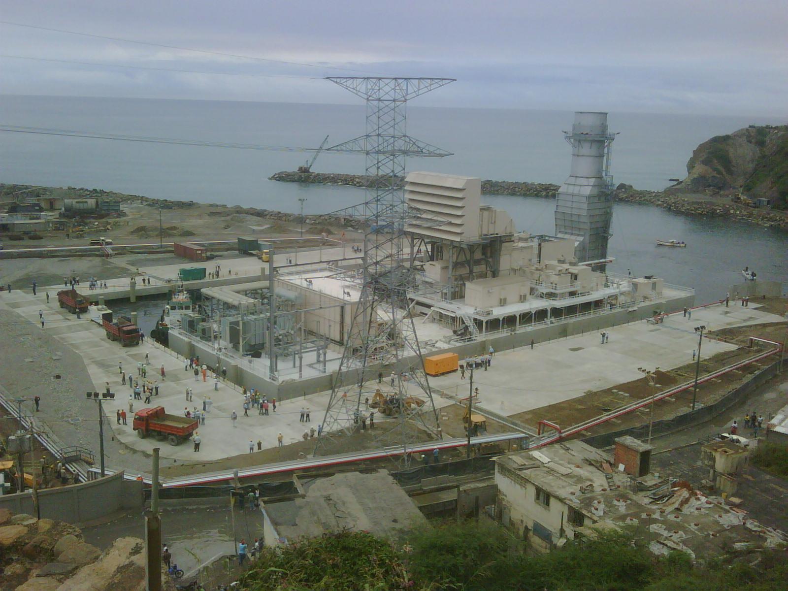 Tacoa Power Barge Epc Project Hpi Uk