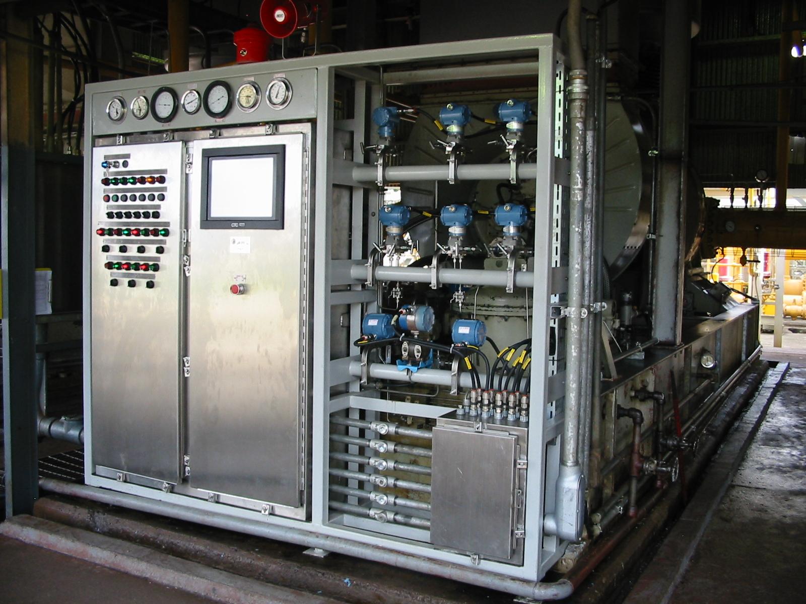 Controls Upgrade Solar Centaur Gas Turbines